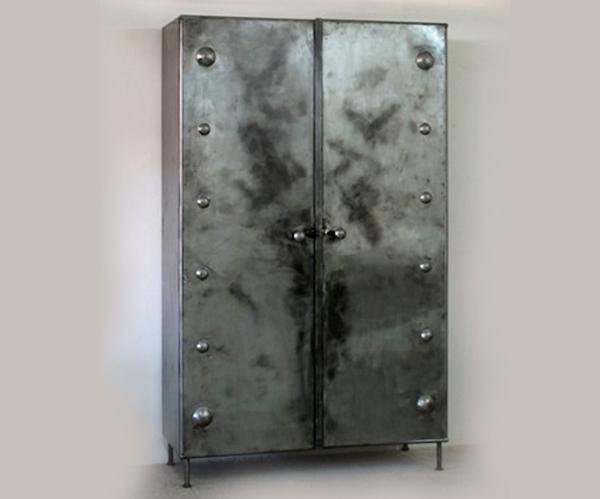 armoire acier. Black Bedroom Furniture Sets. Home Design Ideas