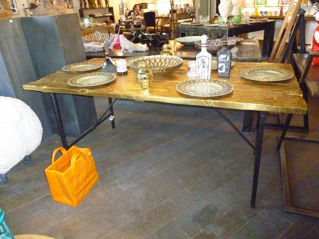 Table or tables de salle manger et mobilier sur galerie for Mobilier de salle a manger