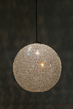 Suspension Crystal Ball