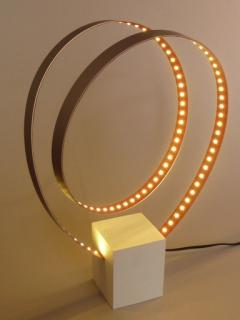 Double lampe à LED D-Loop