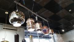 Suspension Galaxy Dining Cinque